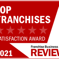 THE PATCH BOYS Franchise awarded 2021 Top Franchises Satisfaction Award by Franchise Business Review